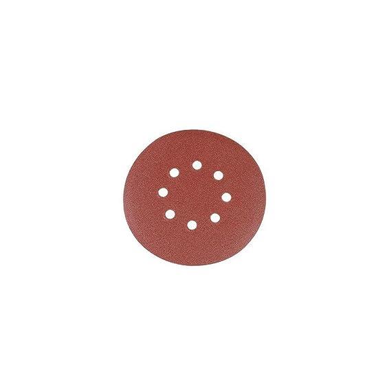 # Silverline Hook /& Loop Mesh Discs 125mm 10pk 125 x 22.2 mm sanding disc