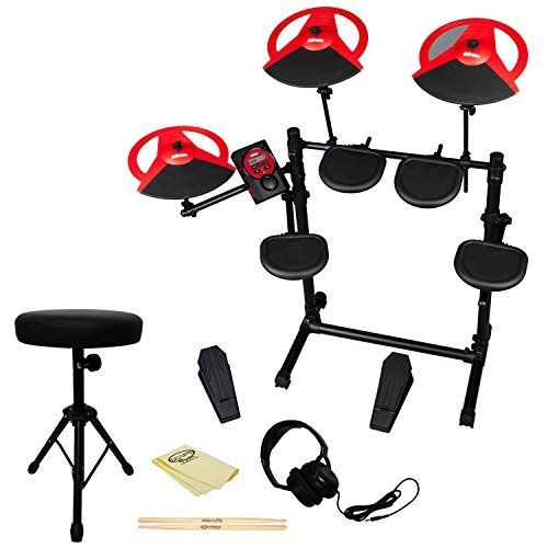 ddrum JF-DD-BETA-KIT-1 DD 5-Piece Electronic Drum Set Value Pack