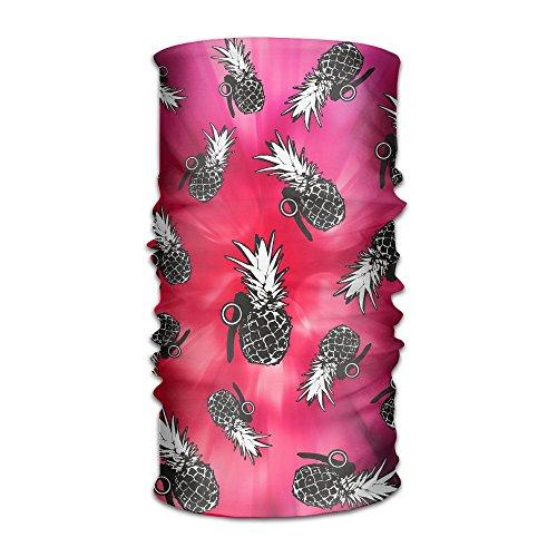 DheW Men&Women Grenade Pineapple Sports&Casual 12-in-1 Bandanna Headwear Scarf Wrap Neck Gaiters Headband Helmet Liner Balaclava For Running,Yoga,Hiking ()