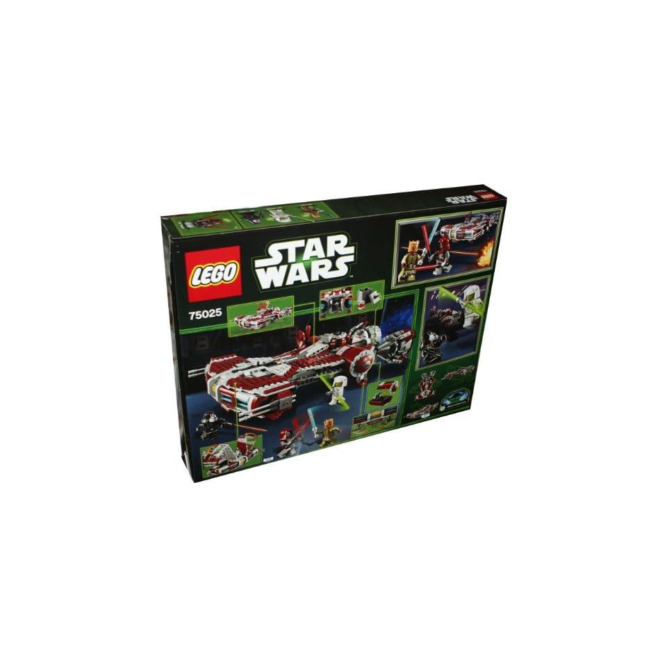 LEGO 75025   Jedi Defender Class Cruiser Spielzeug