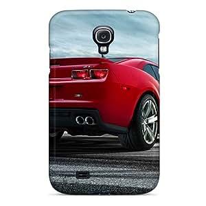 High-end Case Cover Protector For Galaxy S4(camaro 2012)