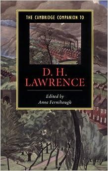 Descargar Libro The Cambridge Companion To D. H. Lawrence Paperback Bajar Gratis En Epub