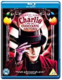 Charlie and The Chocolate Factory [Blu-ray][Region Free]