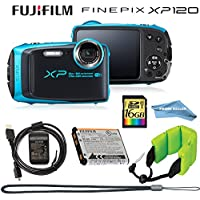 Fujifilm FinePix XP120 Compact Rugged Waterproof Digital...