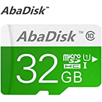 AbaDisk 128GB Micro SD Card Class 10 Memory Card TF Micro SD Trans Flash Cards
