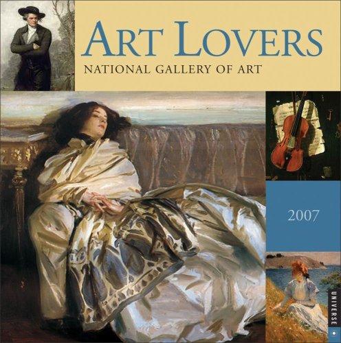 Art Lovers 2007 Wall Calendar ()