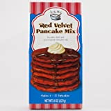 In the Mix Red Velvet Pancakes - 8 oz