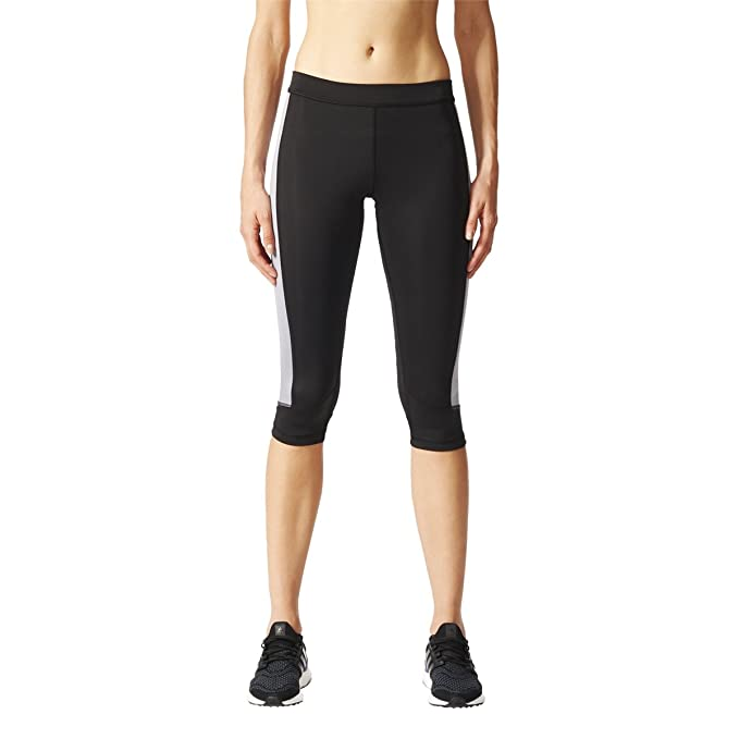 aeaf7175f25 Adidas Women's TechFit Capri Leggings at Amazon Women's Clothing store: