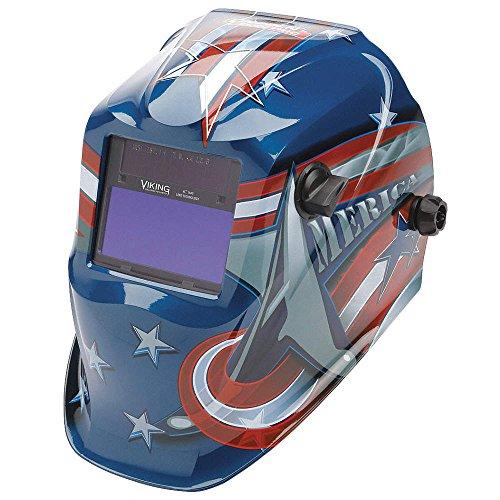 Welding Helmet, All American Graphic