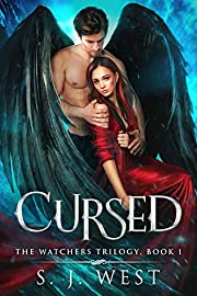 Cursed (Book 1, The Watchers Trilogy) (Young Adult Paranormal Romance)