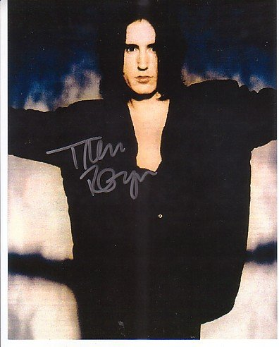 Trent Reznor Signed Autographed Nine Inch Nails NIN 8 x 10 Color Photo by AuthenticSigs77