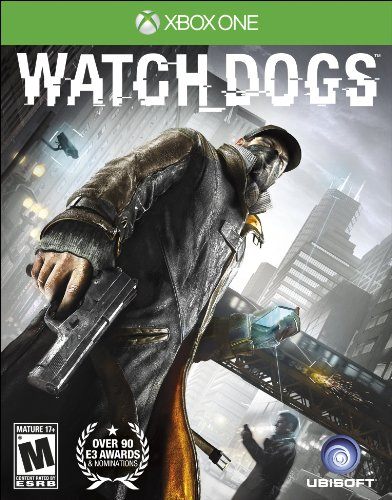 Watch Dogs xbox one (Xbox One Cd)