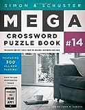 Simon and Schuster Mega Crossword Puzzle Book #14, , 1476785457