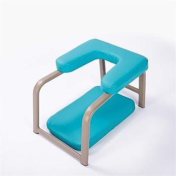 Iboing Almohadillas de PU de Soporte para la Cabeza de Yoga ...