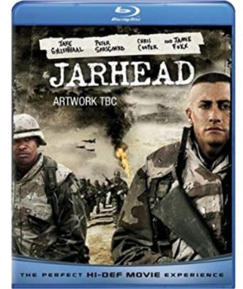 Jarhead 2005 BRRip 720p 900MB [Hindi 5.1 – English] MKV