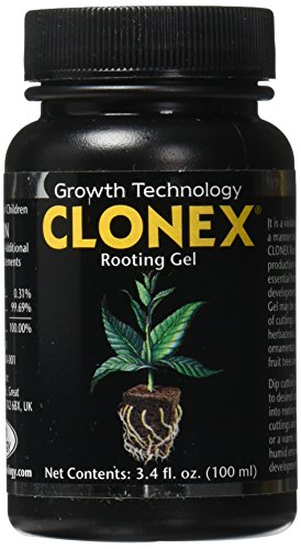 HydroDynamics Clonex Rooting Gel, 100 ml (Best Way To Clone Marijuana)