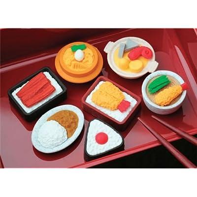 日本からIwako日本料理カレー消しゴムby