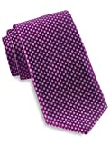 Robert Talbott Best of Class Micro Floral Silk Tie Purple