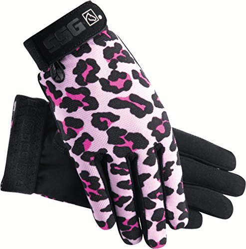 All Weather Leopard Gloves (SSG
