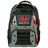 MOTIV Intrepid Backpack Bowling Bag Black