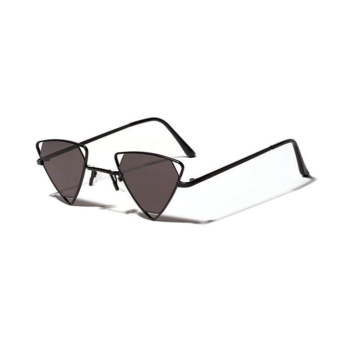Amazon.com: Gafas de sol con marco pequeño para mujer ...