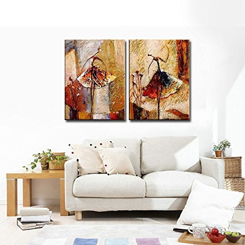 Wieco art ballet dancers 2 piece modern decorative for Home decor uae