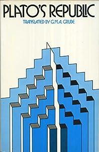 Paperback Plato's Republic Book