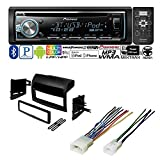 TOYOTA SIENNA 2004 -2010 CAR STEREO RADIO DASH INSTALLATION MOUNTING KIT W/ WIRING HARNESS