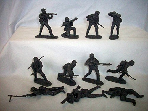 WWII German Assault Squad Offered By and Made By Classic Toy Soldiers, Inc