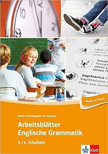 Arbeitsblätter Englische Grammatik 5./ 6. Schuljahr: 43 ...