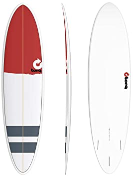 TORQ Tabla de Surf Tet 7.2 Fun Board New Classic