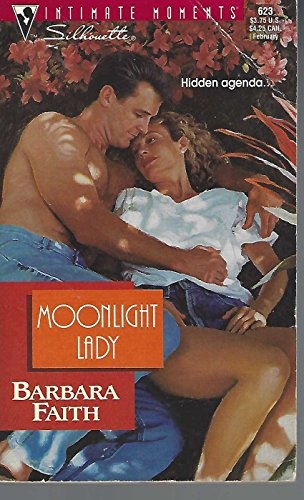 book cover of Moonlight Lady