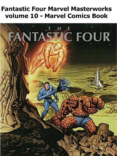 Review: Fantastic Four Marvel Masterworks volume 10 - Marvel Comics Book