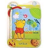 Kids Preferred Disney Baby: Winnie The Pooh Hello Little Friends Soft Book
