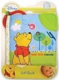 Kids Prefered Hello Little Friends Red Shirt Pooh Soft Book