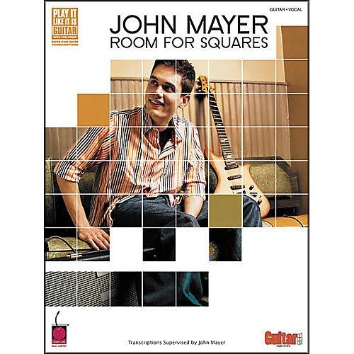 (John Mayer Room for Squares Guitar Tab Songbook Pack of 2)