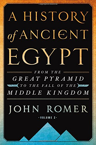 A History of Ancient Egypt Volume 2: From the Great Pyramid to the Fall of the Middle (Great Sphinx Egypt)