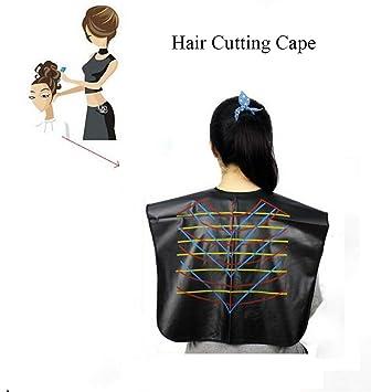 Amazon.com  Professional Hair Salon Silicone Cape