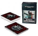 Warhammer 40K: Adeptus Mechanicus Datacards