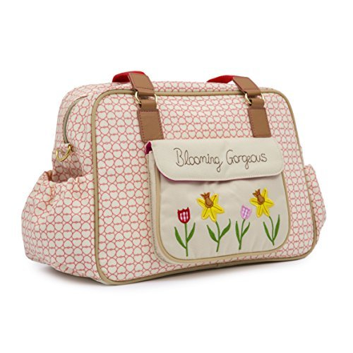 Pink Lining Blooming Gorgeous True Love Changing Bags by Pink Lining