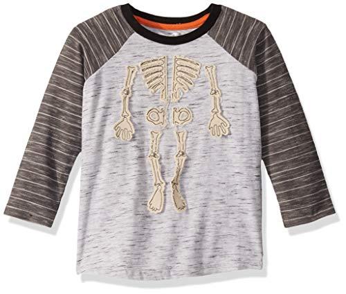 Toddler Boy Boutique - Mud Pie Boys' Little Halloween Skeleton