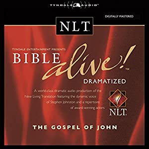 Bible Alive! NLT Gospel of John Performance