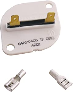 Supco SET402 Dryer Thermal Fuse For Whirlpool 3390719, AP6008309, PS11741444, 279650