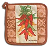 Kaydee Designs Chili Ristra Pot Holder