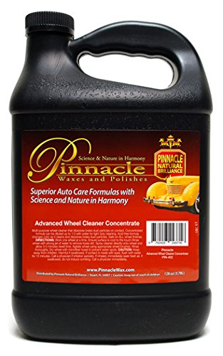 PINNACLE Advanced Wheel Cleaner Concentrate 128 oz