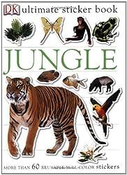 Jungle (DK Ultimate Sticker Books)