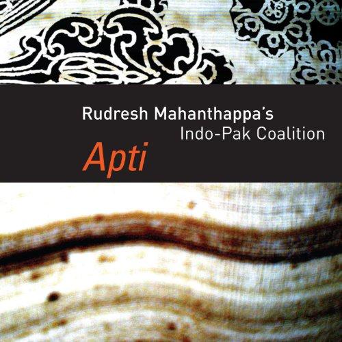 Mahanthappa, Rudresh: Indo-Pak Coalition
