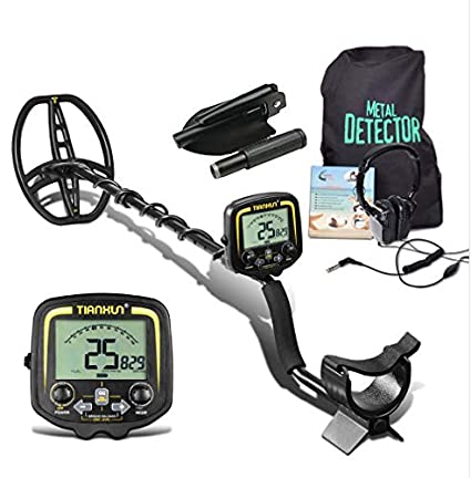 TX-850 Professional Metal Detector Gold Digger Treasure Hunter Underground Metal Detector Gold Scanner with