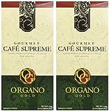 2 Boxes of Organo Gold Ganoderma Gourmet – Café Supreme(20 sachets)