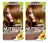 Garnier Nutrisse Ultra Color [B3] Golden Brown 1 ea (Pack of 2)
